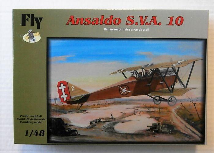 FLY 1/48 48010 ANSALDO S.V.A. 10