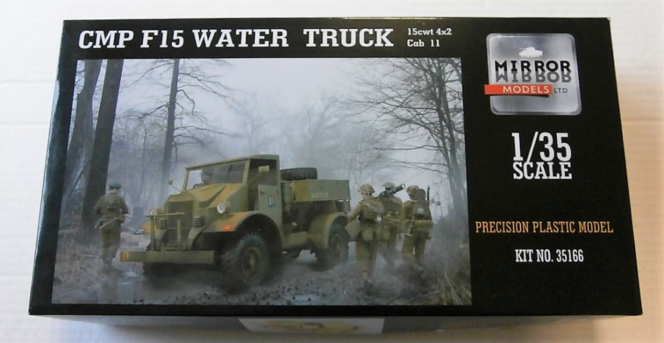 MIRROR MODELS 1/35 35166 CMP F15 WATER TRUCK