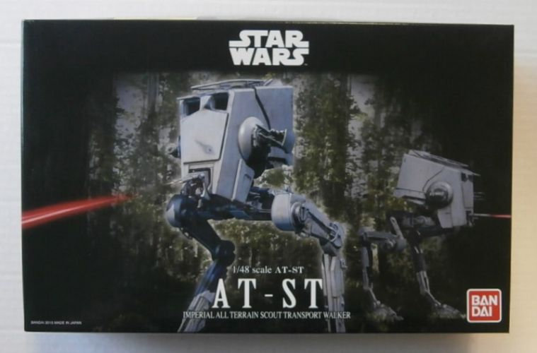 BANDAI 1/48 0194869 AT-ST