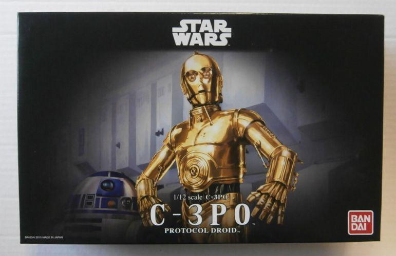BANDAI 1/12 0196418 C-3PO