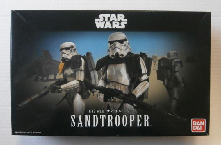 BANDAI 1/12 0197348 STAR WARS SANDTROOPER