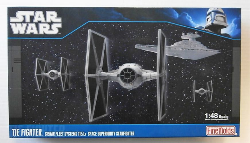 FINEMOLDS 1/48 SW-12 TIE FIGHTER