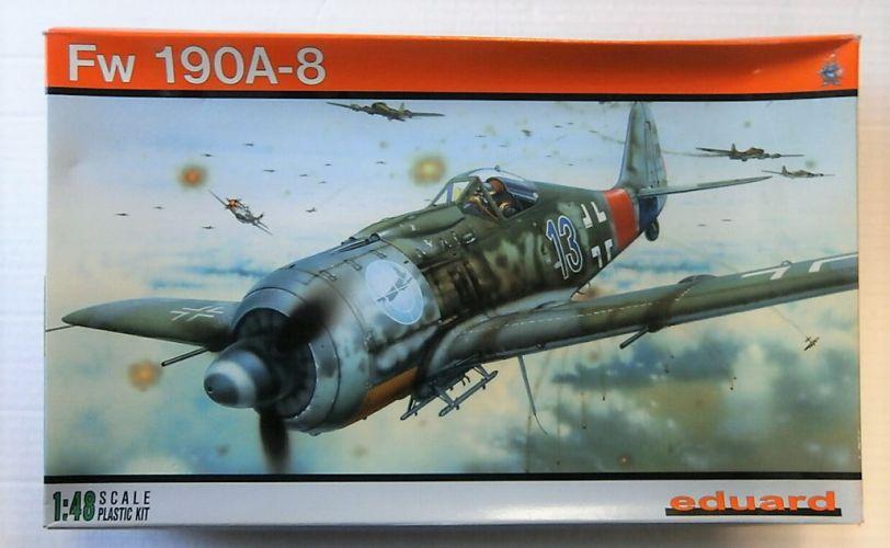 EDUARD 1/48 8173 FOCKE-WULF Fw 190A-8