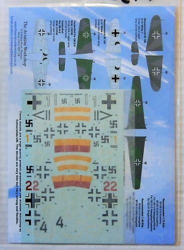 MODEL ALLIANCE 1/72 1935. 729028 DEFENDING THE REICH SKIES 1944-1945 Pt.1