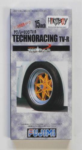 FUJIMI 1/24 26 TECHNORACING TV-R 15INCH