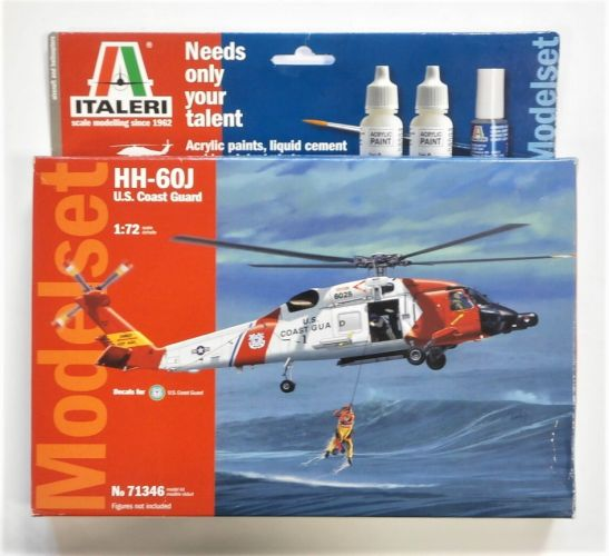 ITALERI 1/72 71346 HH-60J U.S. COAST GUARD