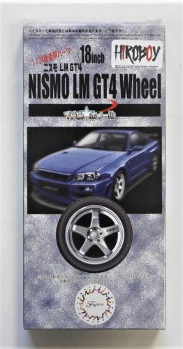 FUJIMI 1/24 08 NISMO LM GT4 WHEEL 18INCH