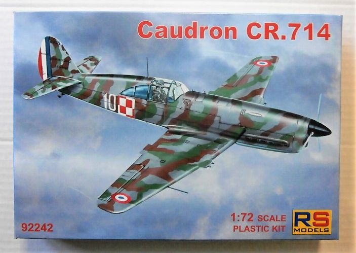 RS MODELS 1/72 92242 CAUDRON CR.714