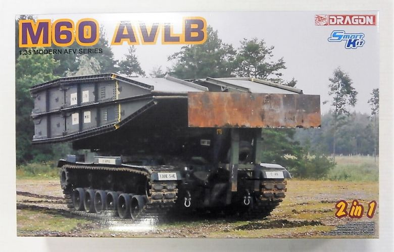 DRAGON 1/35 3591 M60 AVLB  UK SALE ONLY