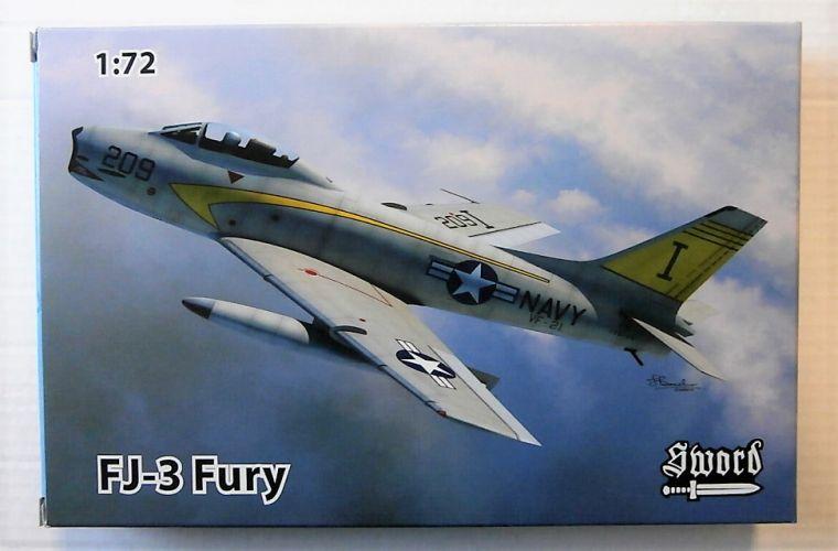 SWORD 1/72 72108 FJ-3 FURY
