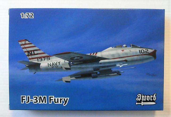 SWORD 1/72 72109 FJ-3M FURY