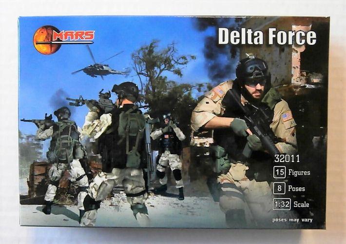 MARS 1/32 32011 DELTA FORCE