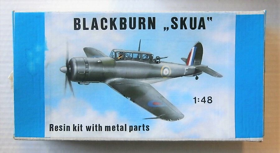 WARRIOR MODEL 1/48 BT12 BLACKBURN SKUA