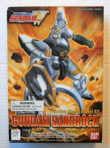 BANDAI 1/144 11035 GUNDAM WING XXXG-01SR GUNDAM SANDROCK