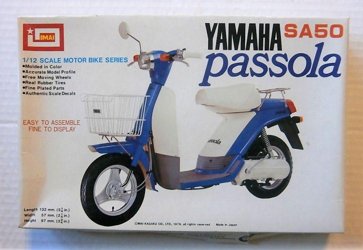 IMAI 1/12 B-852 YAMAHA SA50 PASSOLA