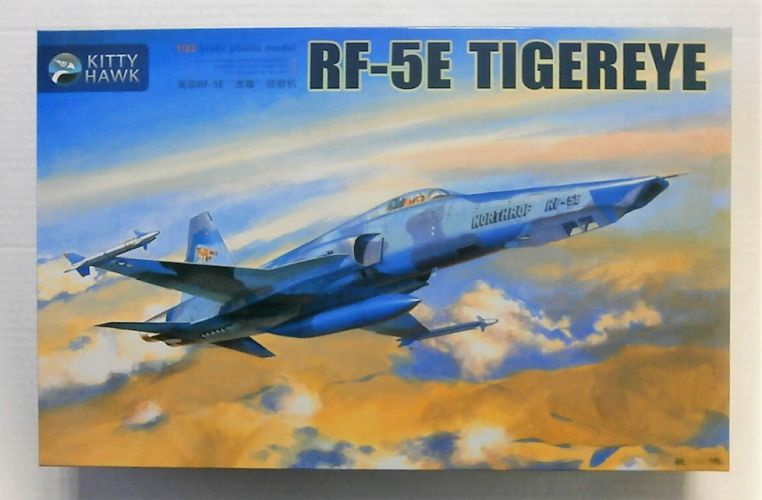 KITTYHAWK 1/32 32023 NORTHROP RF-5E TIGEREYE