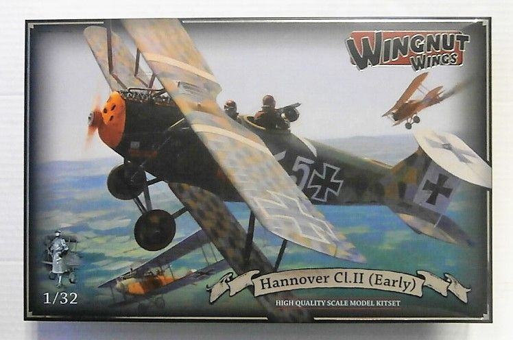 WINGNUT WINGS 1/32 32079 HANNOVER CI.II  EARLY