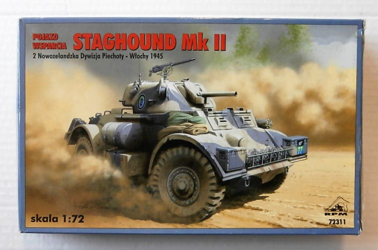 RPM 1/72 72311 STAGHOUND MK II