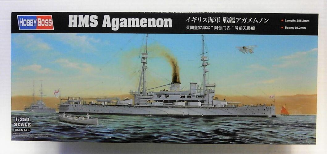HOBBYBOSS 1/350 86509 HMS AGAMENON