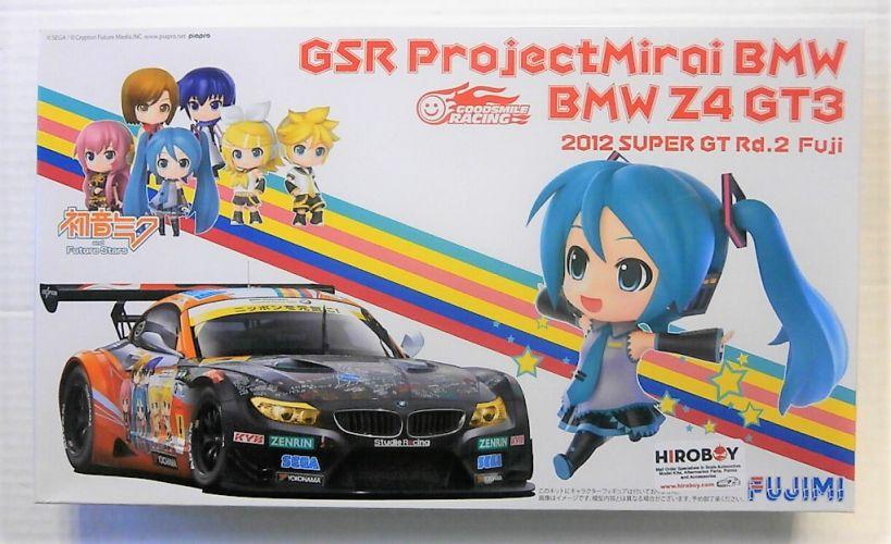 FUJIMI 1/24 170022 GSR PROJECT MIRAI BMW Z4 GT3 2012 SUPER GT