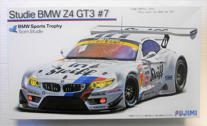FUJIMI 1/24 126128 STUDIE BMW Z4 GT3 7 BMW SPORTS TROPHY