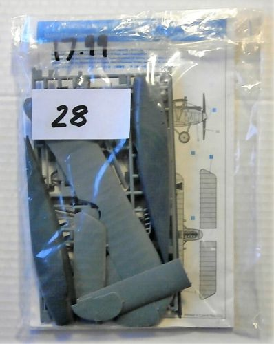 EDUARD 1/48 BK28 8017 ALBATROS D.III  NO BOX