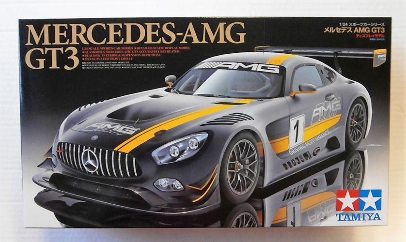 TAMIYA 1/24 24345 MERCEDES-AMG GT3