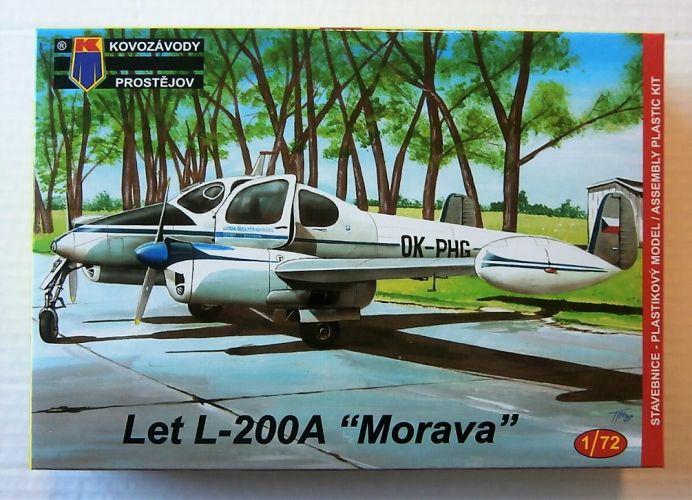 KP 1/72 0089 LET L-200A MORAVA