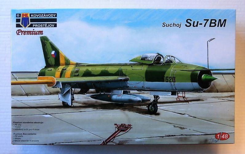 KP 1/48 4803 SUCHOJ Su-7BM