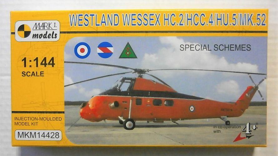 MARK I MODELS 1/144 14428 WESTLAND WESSEX HC.2/ HCC.4/ HU.5/ MK.52