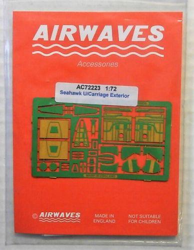 AIRWAVES 1/72 72223 SEAHAWK U/CARRIAGE EXTERIOR