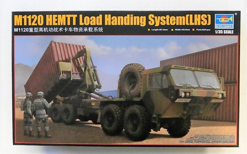 TRUMPETER 1/35 01053 M1120 HEMTT LOAD HANDLING SYSTEM  UK SALE ONLY