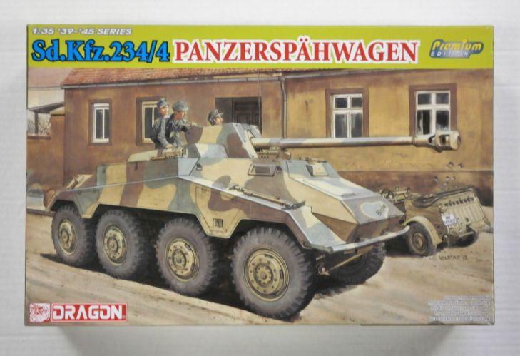 DRAGON 1/35 6772 Sd.Kfz.234/4 PANZERSPAHWAGEN