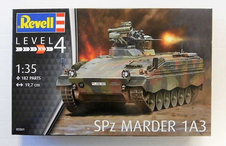 REVELL 1/35 03261 SPz MARDER 1A3