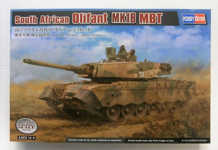 HOBBYBOSS 1/35 83897 SOUTH AFRICAN OLIFANT MK1B MBT
