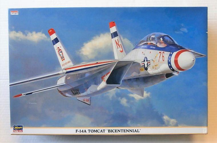 HASEGAWA 1/48 09388 F-14A TOMCAT BICENTENNIAL