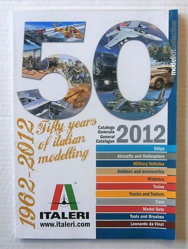 HASEGAWA  ITALERI 50TH ANNIVERSARY 1962-2012