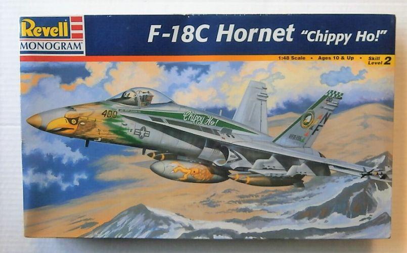 REVELL 1/48 5836 F-18C HORNET CHIPPY HO