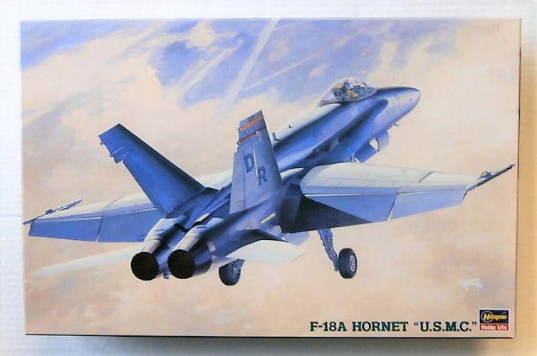 HASEGAWA 1/48 P25 F-18A HORNET U.S.M.C.