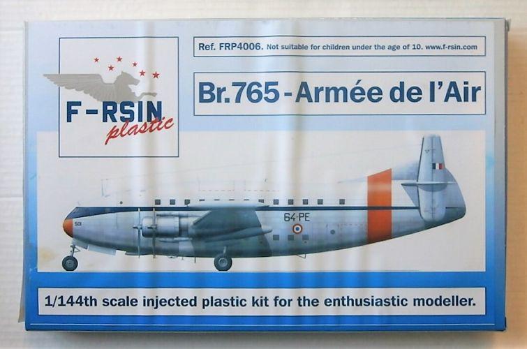 F-RSIN 1/144 4006 BR 756-ARMEE DE L AIR