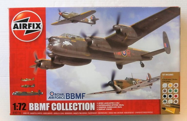 AIRFIX 1/72 50116 BBMF COLLECTION