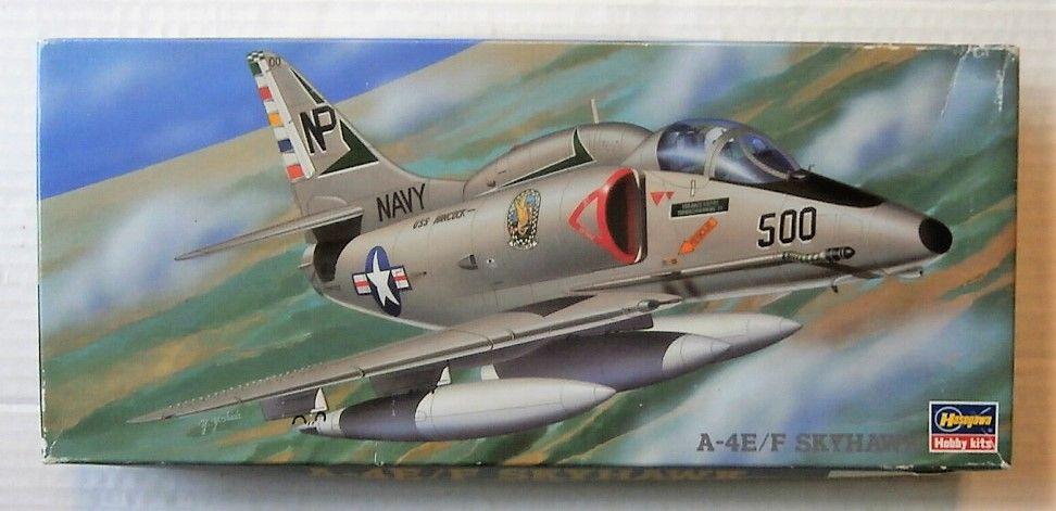 HASEGAWA 1/72 BT14 A-4E/F SKYHAWK