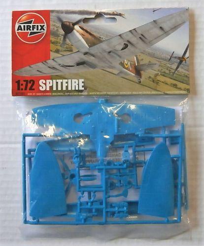 AIRFIX 1/72 01001 SUPERMARINE SPITFIRE
