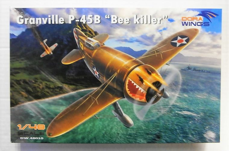 DORA WINGS 1/48 48010 GRANVILLE P-45B BEE KILLER