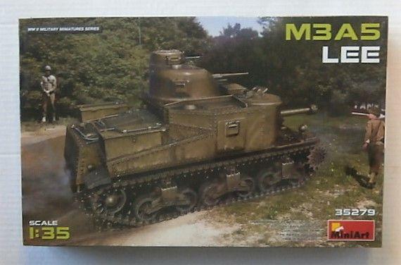 MINIART 1/35 35279 M3A5 LEE