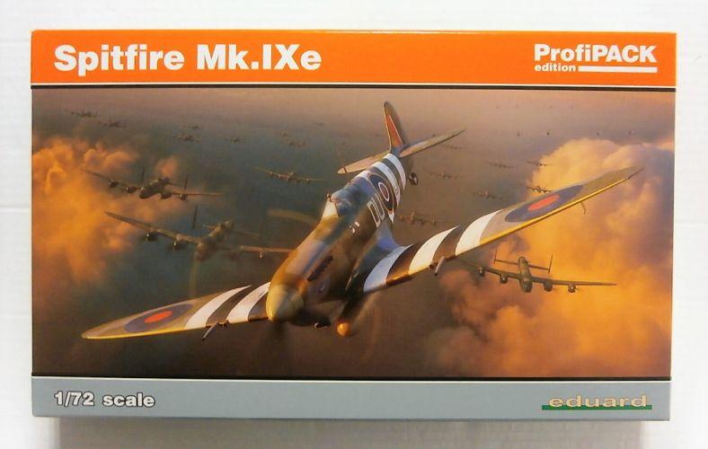 EDUARD 1/72 70123 SPITFIRE Mk IXe