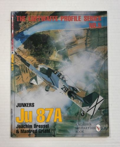 CHEAP BOOKS  ZB1044 THE LUFTWAFFE PROFILE SERIES No 5