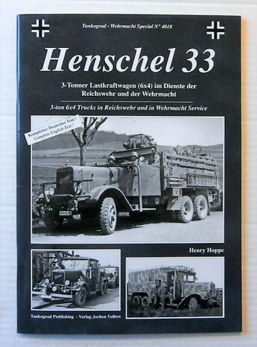 TANKOGRAD  4018 HENSCHEL 33