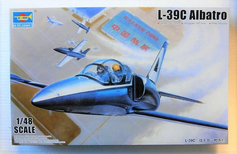 TRUMPETER 1/48 05804 L-39C ALBATROS