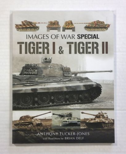 CHEAP BOOKS  ZB1071 IMAGES OF WAR SPECIAL - TIGER I AND TIGER II